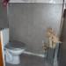 décoration toilettes gris