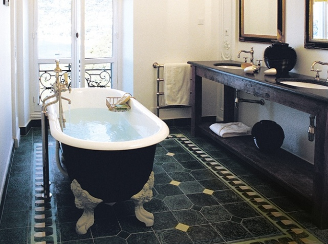 Deco salle de bain l 39 ancienne for Salle de bain a l ancienne