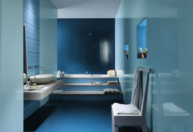 Best Salle De Bain Bleu Marine Photos - Amazing House Design ...
