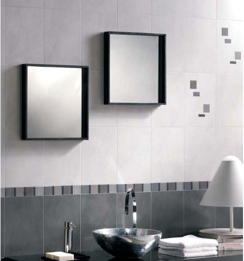 Photo Deco Salle De Bain Carrelage Gris