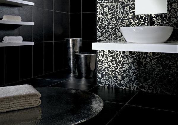 Deco salle de bain carrelage mural - Adhesif mural salle de bain ...