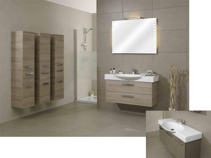 Exceptionnel idée deco salle de bain esprit zen FY01