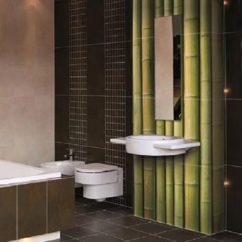Photo deco salle de bain esprit zen - Photo Déco