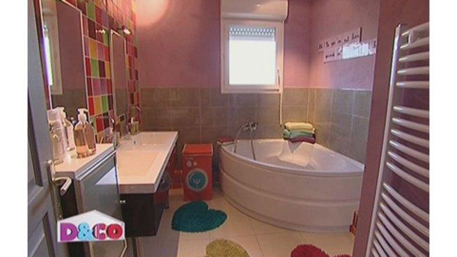 Deco salle de bain m6 for Sophie ferjani deco salle de bain