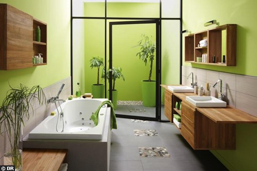 ehrf rchtige peinture salle de bain l 39 id e d 39 un tapis de. Black Bedroom Furniture Sets. Home Design Ideas