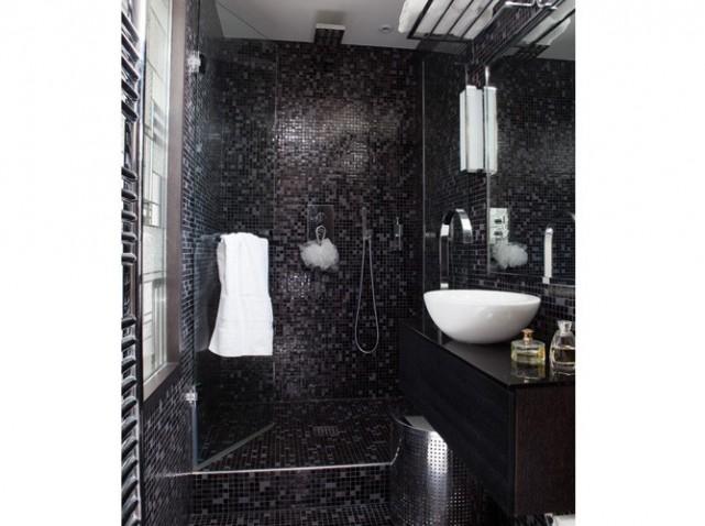 Deco salle de bain petite for Univers salle de bain