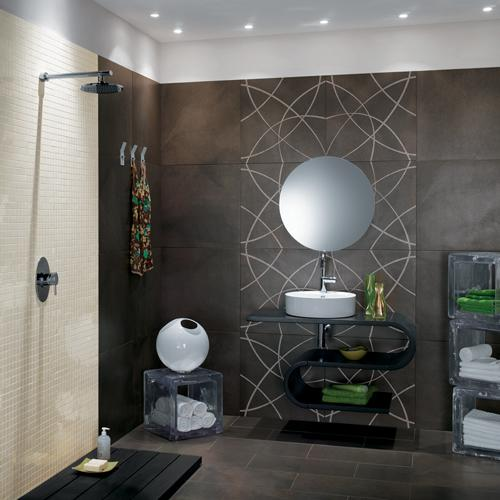 Emejing Idee Deco Salle De Bain Design Contemporary - Amazing ...