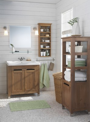 deco salle de bains ikea. Black Bedroom Furniture Sets. Home Design Ideas