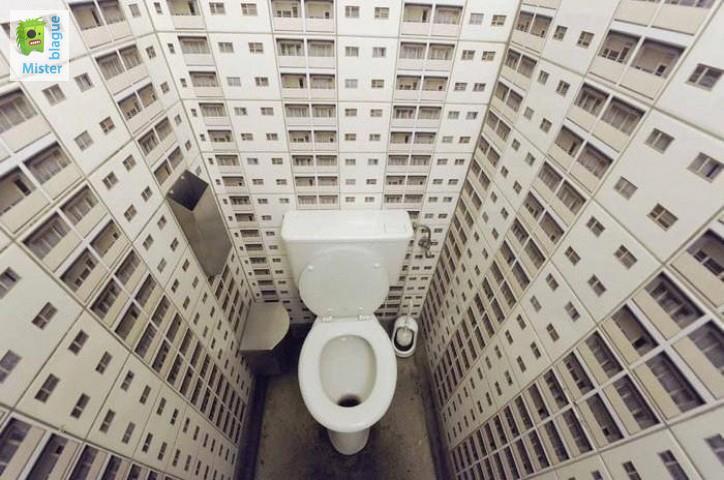 belle deco toilettes insolites