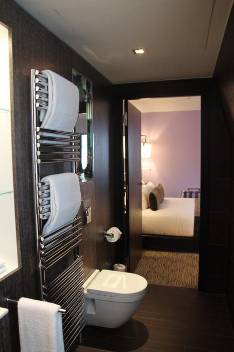 belle deco wc contemporain