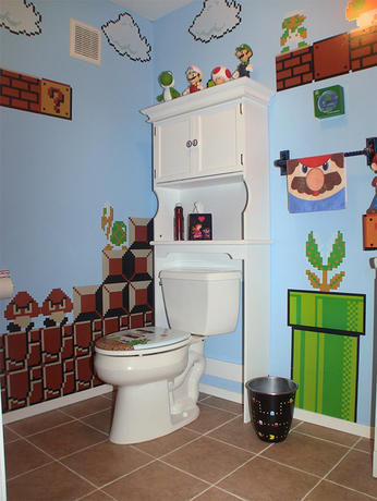 deco wc insolite. Black Bedroom Furniture Sets. Home Design Ideas