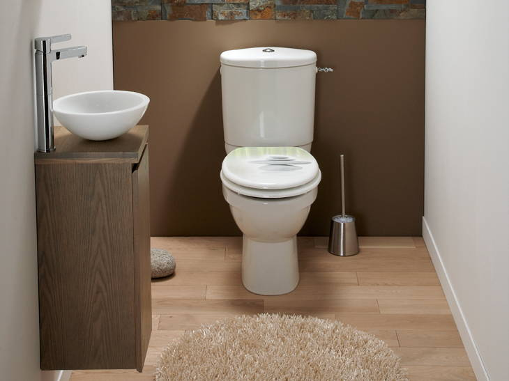 Deco wc leroy merlin for Deco porte leroy merlin
