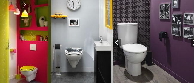 Deco wc new york - Exemple deco wc ...