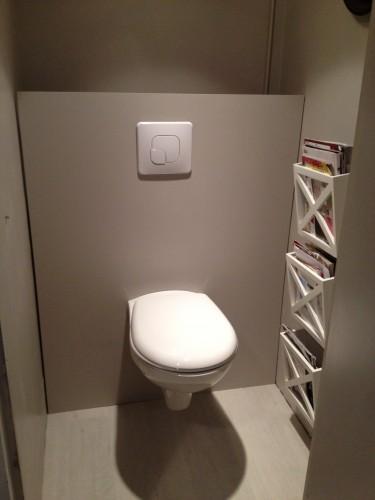 Univers deco wc suspendu - Idee pour refaire ses toilettes ...