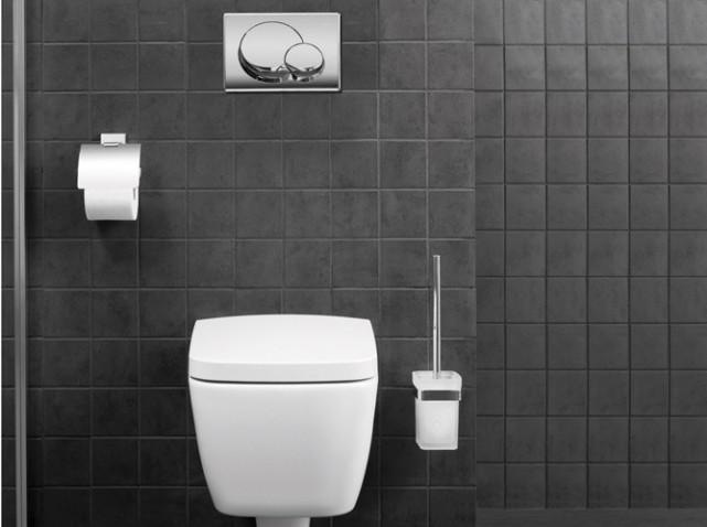 Photo decoration toilette chic