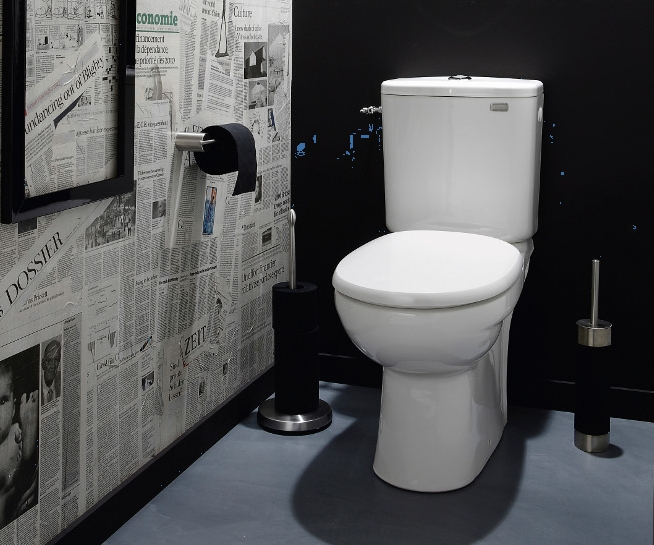 Photos - Bild - Galeria: DêCORATION TOILETTE