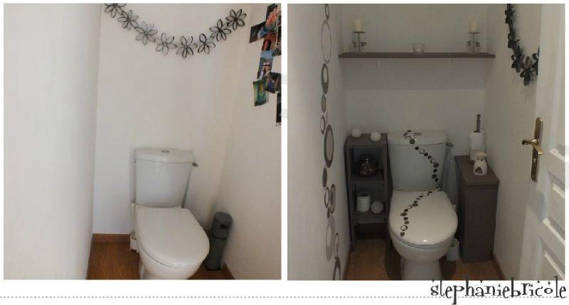 Idee Toilette. Awesome Awesome Idee Deco Wc Photo Images Joshkrajcik ...