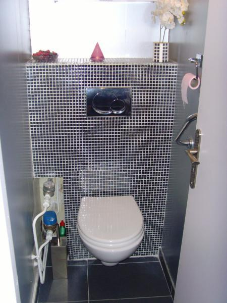 belle idee deco wc suspendu