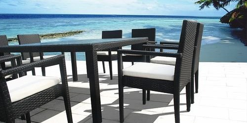 Brico d co jardin leclerc for Leclerc exterieur table