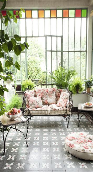 comment d corer sa v randa. Black Bedroom Furniture Sets. Home Design Ideas