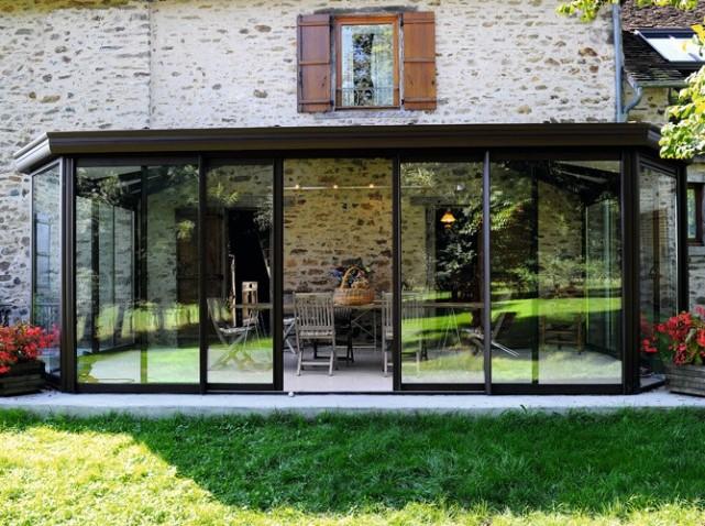 d co pour une veranda