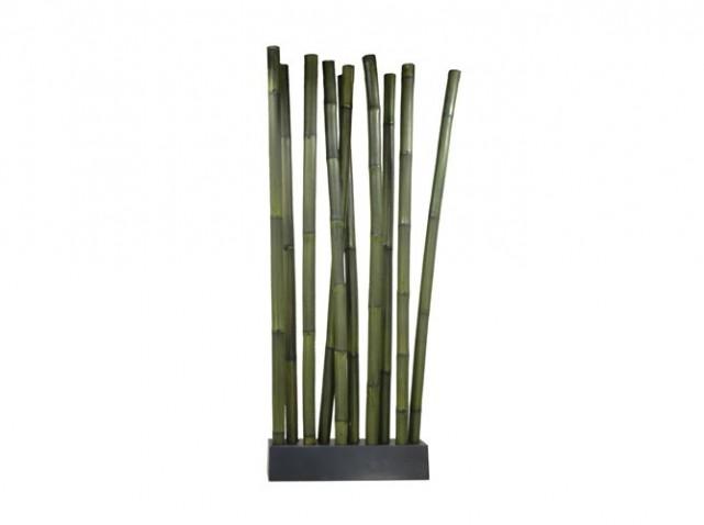 Photo déco de jardin avec bambou - Photo Déco