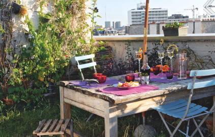 d co de terrasses et balcons. Black Bedroom Furniture Sets. Home Design Ideas
