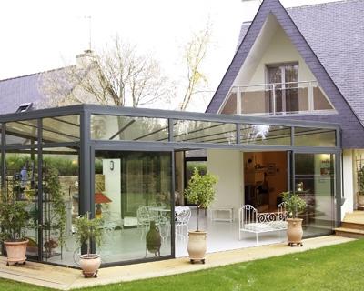 D co de v randa for Decoration de veranda