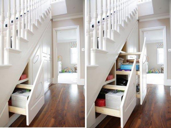 Modèle Déco Entrée Avec Escalier