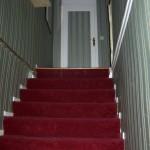 déco entrée cage d'escalier
