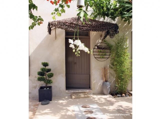 D co entr e jardin for Exemple deco jardin exterieur