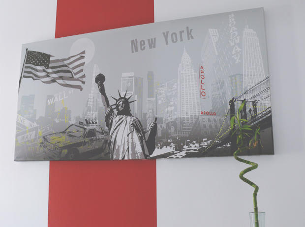 D co entr e new york for Deco cuisine new york