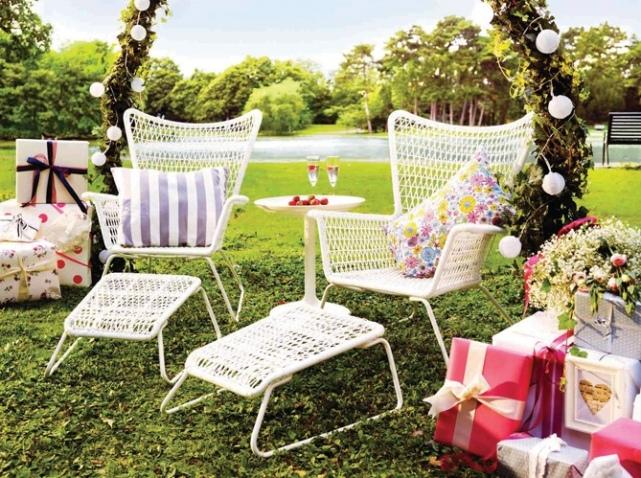 D co jardin design pas cher for Wc exterieur jardin