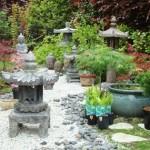 déco jardin zen