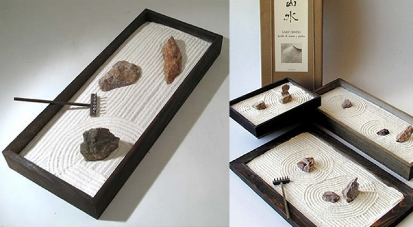 Awesome decoration jardin japonais miniature gallery for Decoration exterieure jardin japonais