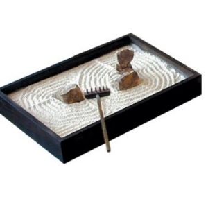 d co jardin zen miniature. Black Bedroom Furniture Sets. Home Design Ideas