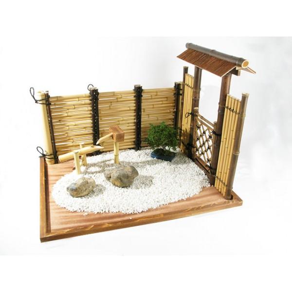 D co jardin zen miniature - Giardino zen in miniatura ...