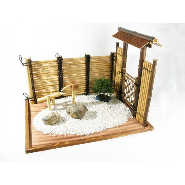 organisation dco jardin zen miniature - Creer Un Jardin Japonais Miniature