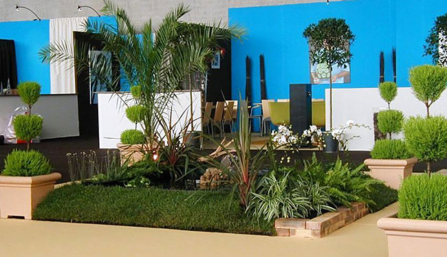D co jardins for Decoration jardin interieur