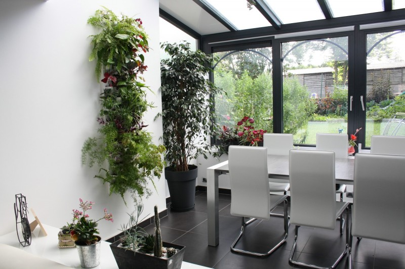 D co mur interieur veranda - Decoration veranda interieur ...
