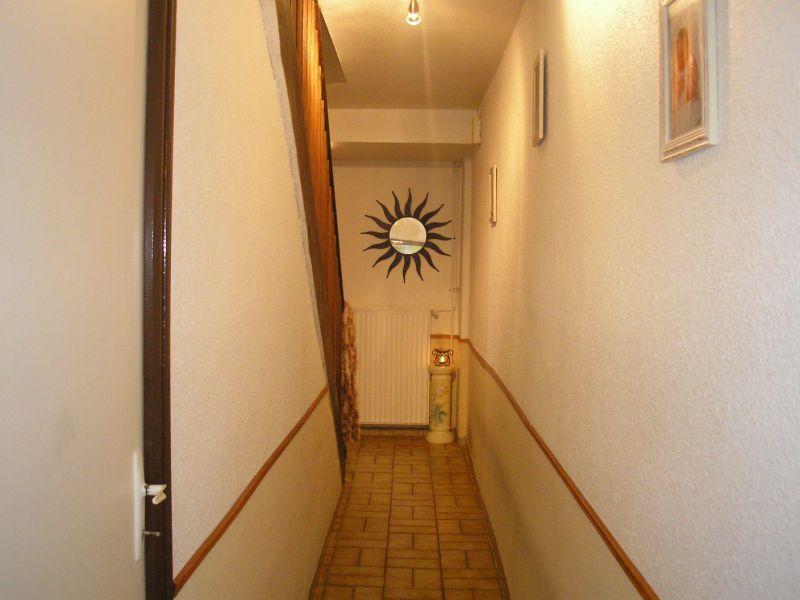 Photo déco peinture couloir entrée