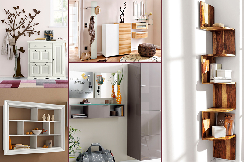 d co pour une petite entr e. Black Bedroom Furniture Sets. Home Design Ideas