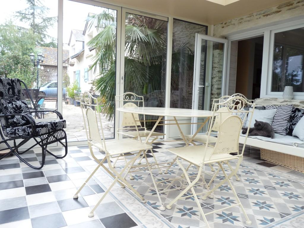 D co sol v randa for Deco pour veranda