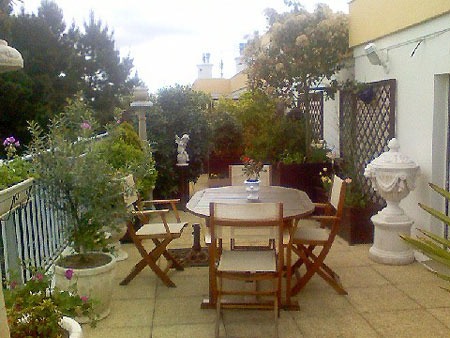 D co terrasse appartement - Idee deco terras appartement ...