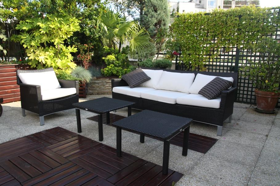 Terrasse deco terrasse appartement propositions accueil design et mobilier - Idee deco balcon appartement ...