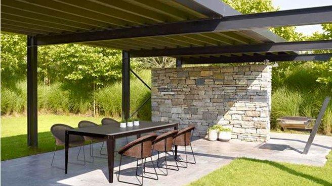Exemple Déco Terrasse Couverte
