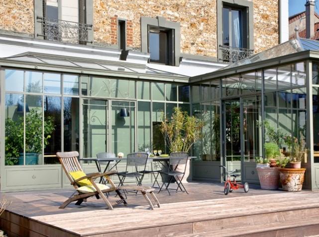 D co v randa maison - Deco veranda idee ...