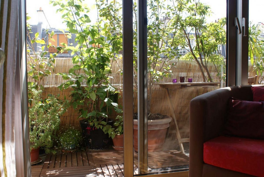 D coration balcon terrasse appartement - Deco balcon appartement ...