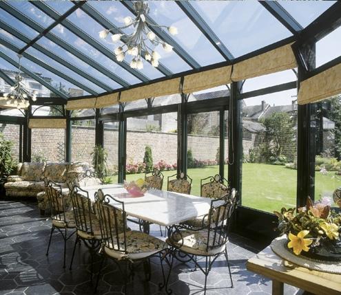 D coration de v randa for Decoration de veranda