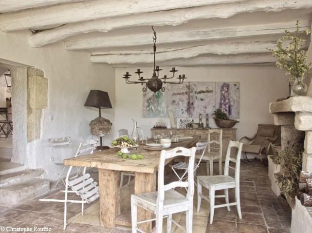 aménagement décoration d\'une maison de campagne